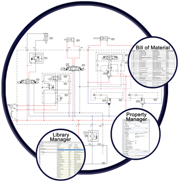 Circuit Design : Visio